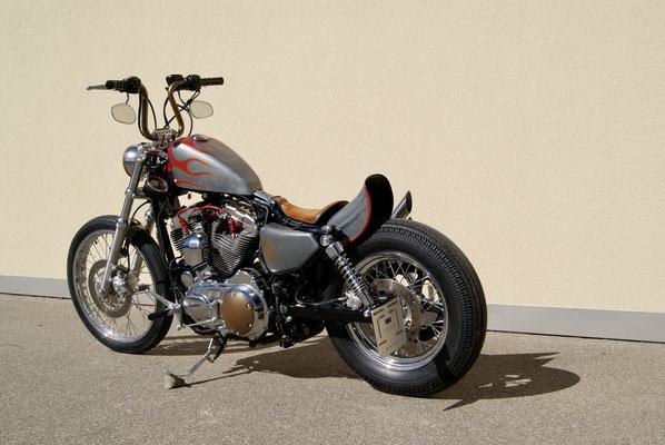 Harley Davidson Sporster Frisco Chopper