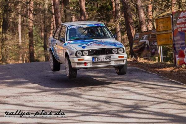Udo Schmidt/Kim Oliver Rieth erreichten den 16. Platz im Gesamtklassement und wurden 3. in der Klasse NC3.