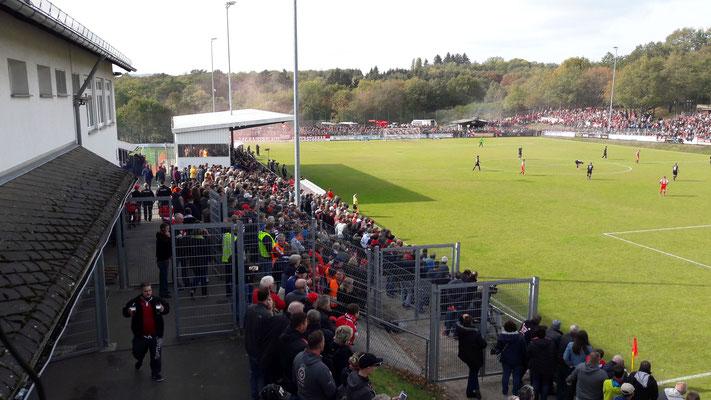 5000 Zuschauer im Idarer Haag