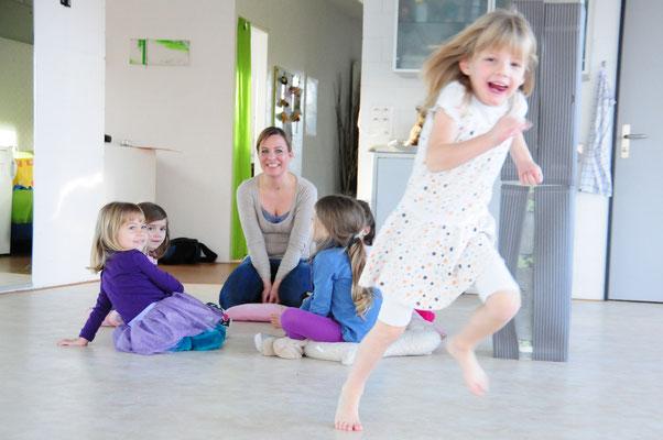 """Rhythmik """"Musik und Bewegung"""" für Vorschulkinder"""