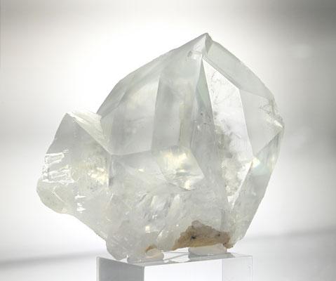 Dolomitkristall von der Wyssi - solche Kristalle hätte man am Freitag finden können.