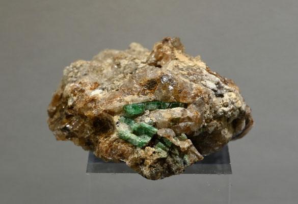 Smaragd vom Binntal