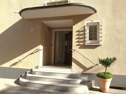Eingang VIVA