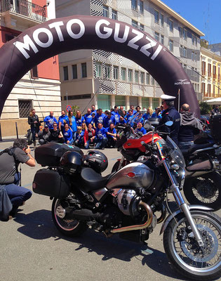 Bari, moto Guzzi national meeting