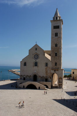 Trani, the Romanic Cathedral