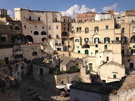 Matera, cultural capital 2019