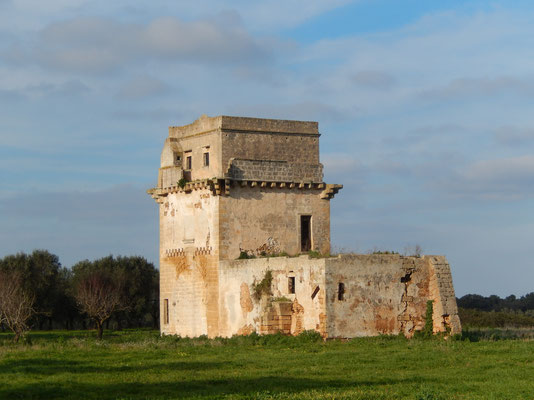 Salento, Fortified Tower