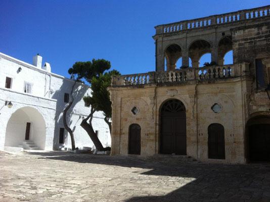 Polignano, san Vito abbey