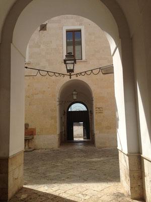 Mottola, San Basilio
