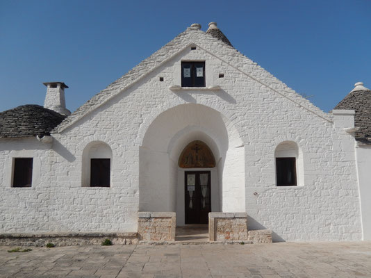 Alberobello, The Sovereign Trullo