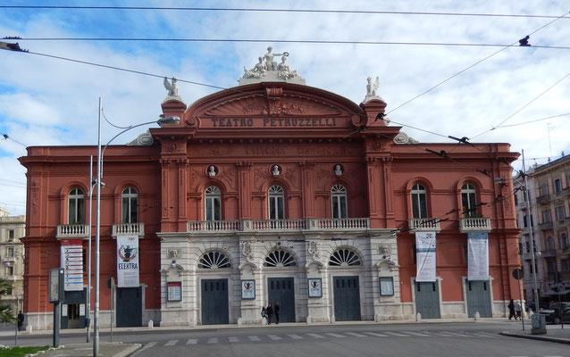 Bari, Petruzzelli Theatre