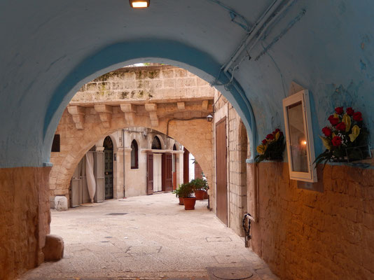 Bari, old town
