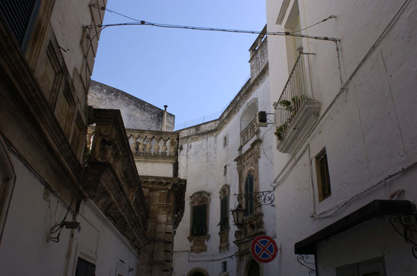 Martina Franca, Baroque architecture