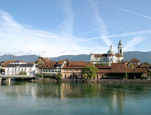 Gutes Restaurant Solothurn