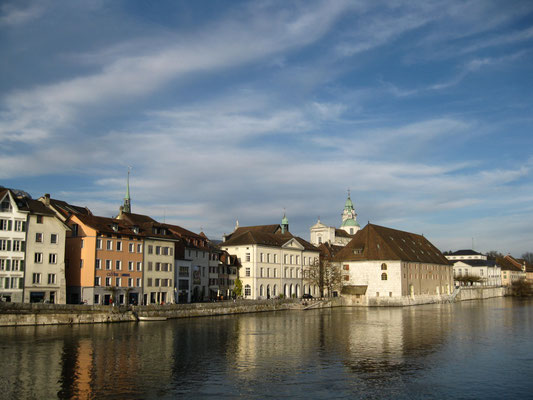 bestes Restaurant Solothurn
