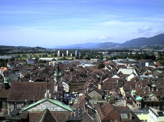 Wandern Jura ab Solothurn