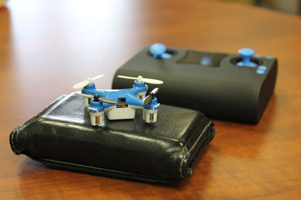 aerix wallet drone