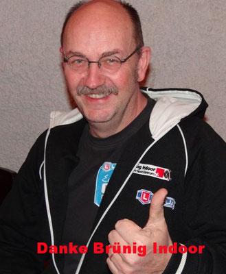 Christof Carigiet war sehr zufrieden mit der Organisation