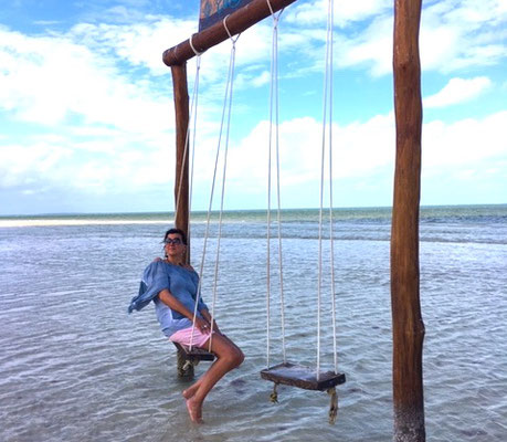 Hang loose in Holbox