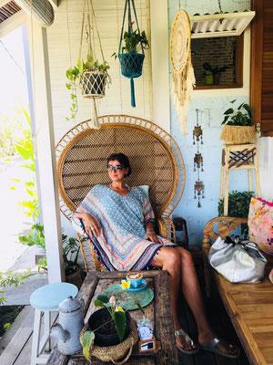 Shabby Shade auf Bali