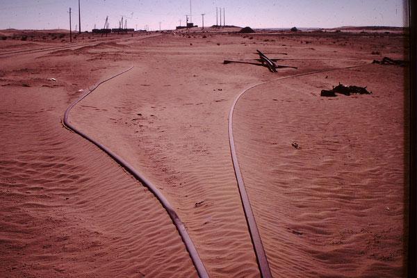 22. Ob das Unglück wegen dieser Verwerfungs des Gleises war ist mir nicht bekannt.