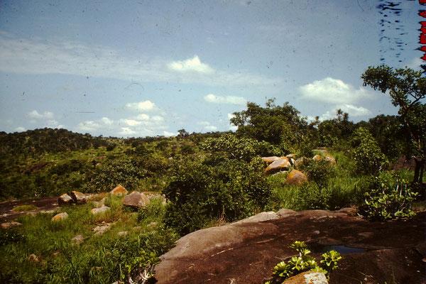 Landschaft bei Kishi