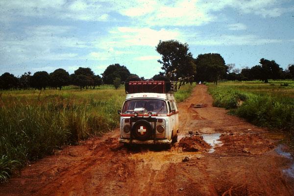 Elfenbeinküste ca. 1978