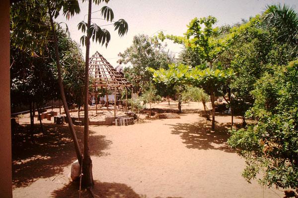 Unser Garten circa 1996