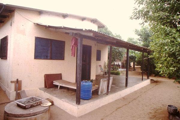 Die Terrasse circa 1998