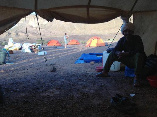 Jabel Saghro in Marokko