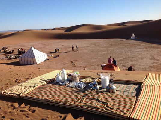 Marokko Chegaga-Dünen