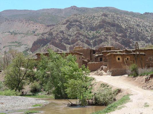 Königsstädte in Marokko