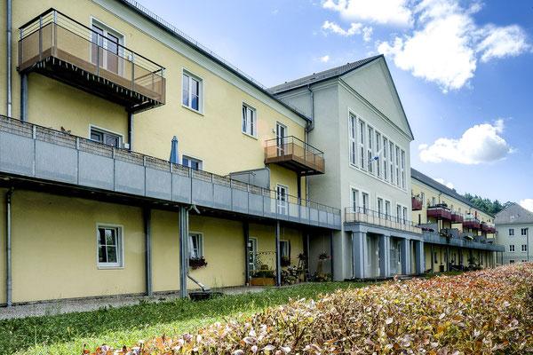 Wohn- und Geschäftshaus in Berga