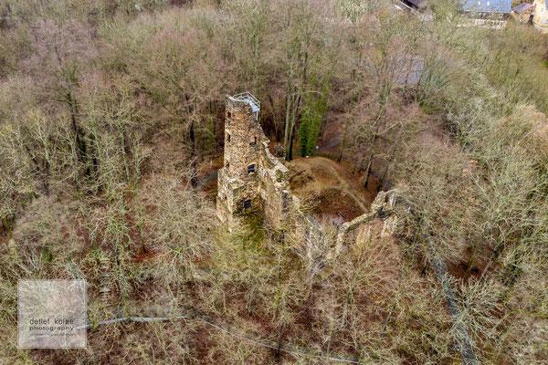 Burgruine Liebau im Vogtland