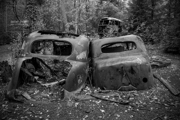 Autofriedhof Ryd