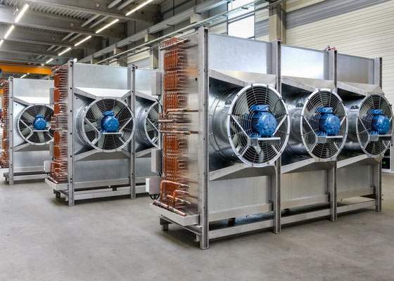 Thermofin GmbH Heinsdorfergrund - head exchangers