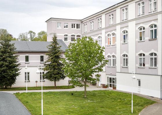 Wohnanlage in Neumark