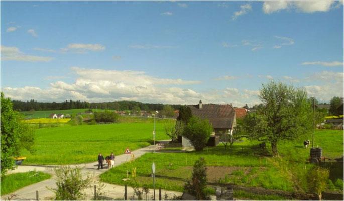 Ferienwohnung auf Bauernhof Schweiz