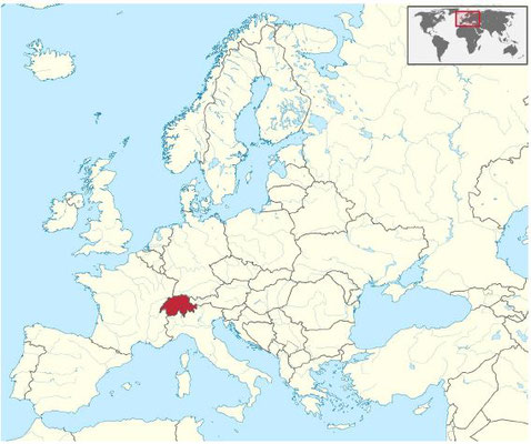 Lage Schweiz cc wikipedia klick +++