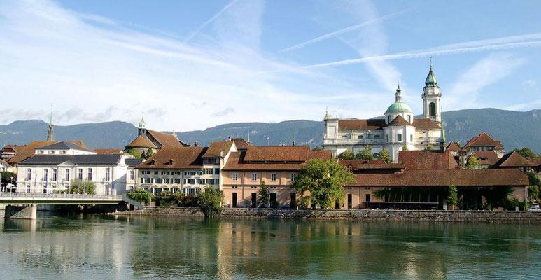 Stadtführungen Solothurn