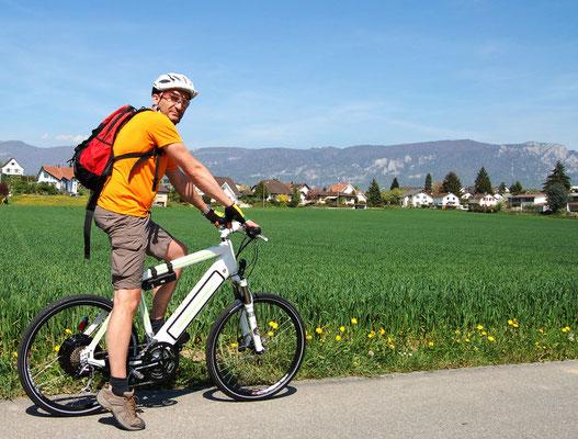 ebiketouren Solothurn und Mittelland