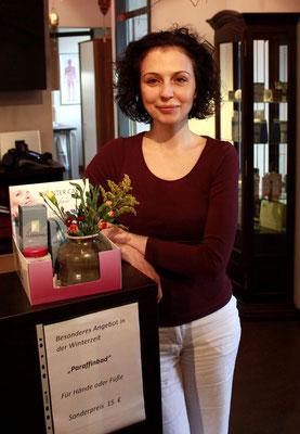 Inhaberin Irina Fleckenstein