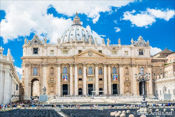 Пл. Святого Петра, Ватикан