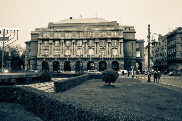 Прага в приглушенных тонах