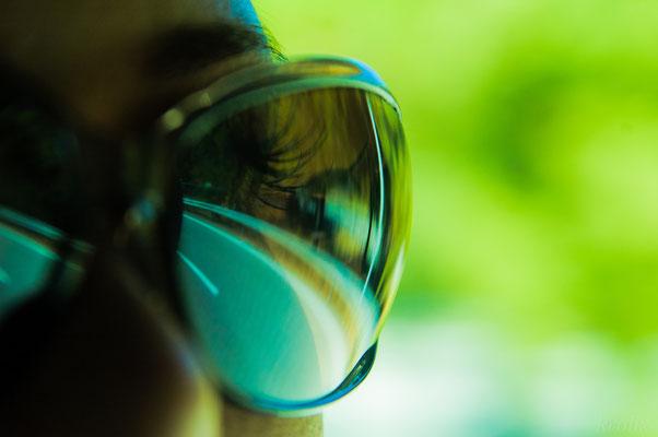 Солнечные очки - простейший способ искривления пространства