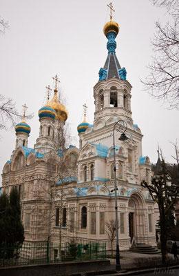 Церковь Петра и Павла в КВ