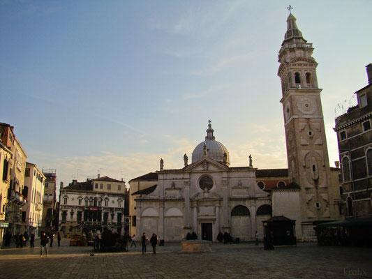 Фотографии времен моей первой поездки в Венецию. Где-то в паутине улиц...