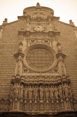Стена собора