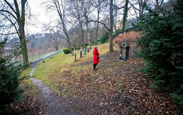 Небольшое карлсбадское кладбище
