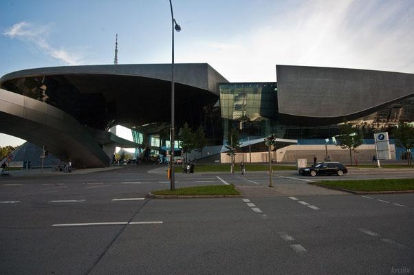 Здание шоурума